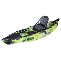 Fishing Kayak FORCE MARLIN SOT FULL Ενός Ατόμου Πράσινο Παραλλαγής