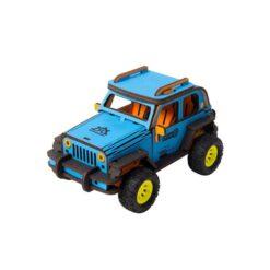 ROBOTIME Inertia Power Vehicles Off-Road Jeep HL201