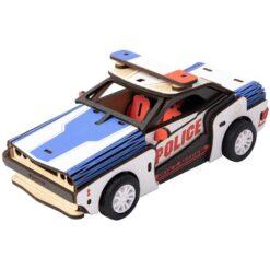 ROBOTIME Inertia Power Vehicles POLICE CAR HL302