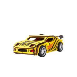 ROBOTIME Inertia Power Vehicles Sports Car HL303