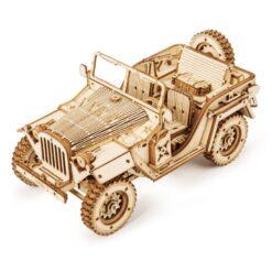 ROBOTIME Army Field Car MC701